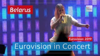 Belarus Eurovision 2019 Live: ZENA - Like It - Eurovision in Concert - Eurovision Song Contest 2019