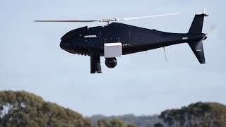 Schiebel CAMCOPTER® S-100 - Royal Australian Navy Trials