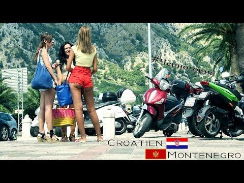 Montenegro Черногория Croatia 2016 # Urlaub/Отпуск/Travel [2] HD