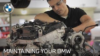 homepage tile video photo for Maintain Your Luxury BMW at Your Local BMW Service Center | BMW USA