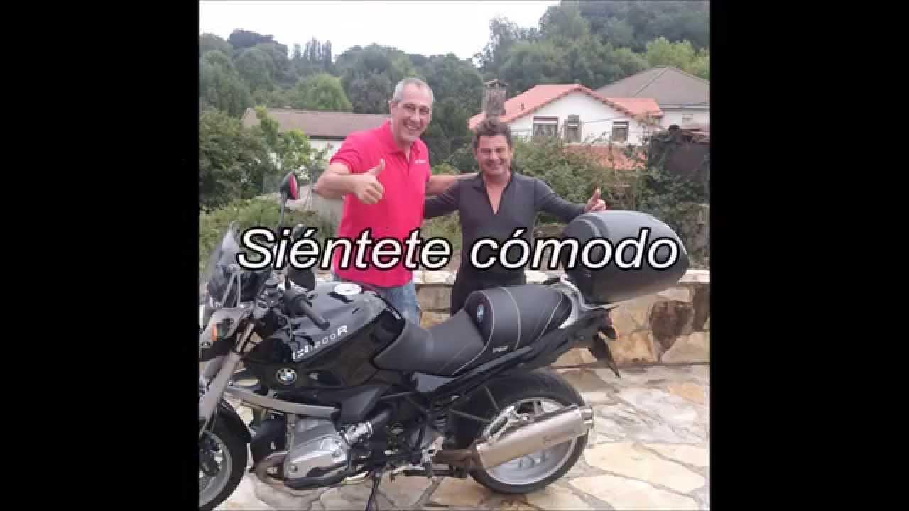 Tapiceros de asientos de moto en espa a youtube - Tapiceros en madrid ...