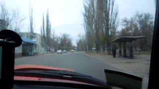 Рубежное, с ул.Мира на ул.Менделеева