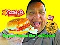 Carl's Jr. Beyond Famous Star® With Cheese REVIEW!