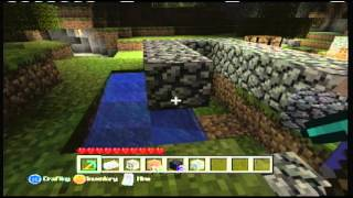 Minecraft Xbox 360 Endless Obsidion