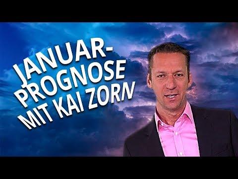 Wetterprognose für Januar 2019: Kai Zorn erklärt