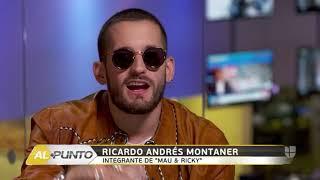 Mau Y Ricky en entrevista con Jorge Ramos l Univisión