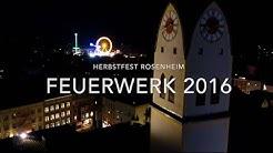 Herbstfest Rosenheim Feuerwerk 2016