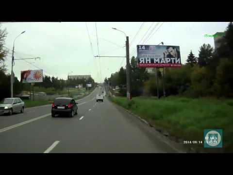 Правила проезда перекрестков, проезд нерегулируемого