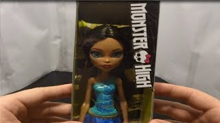Monster High Doll Merry Christmass Girl Toys beauty review