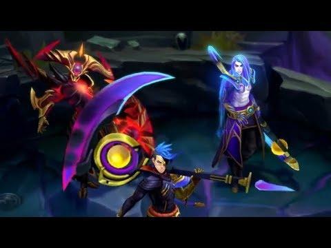 New League of Legends event