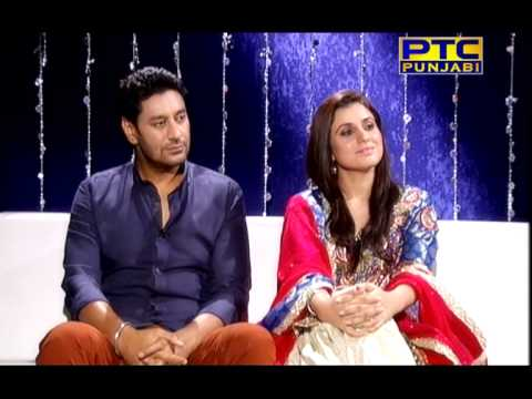 Harbhajan Mann I Mahreen Kaleka I Film Hanni I Full Official Interview I PTC Punjabi