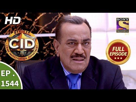 CID - Ep 1544 - Full Episode - 14th October, 2018 thumbnail