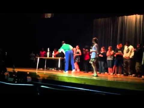 Winners Of The Landmark Middle School Talent Show