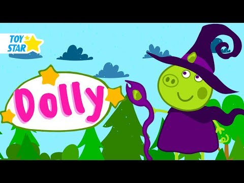 Dolly and friends New Cartoon For Kids ¦ Season 1 ¦ Full Compilation #4 Full HD