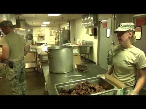 MilitaryChefs.com - Recipe for Success (Interviews B-Roll)
