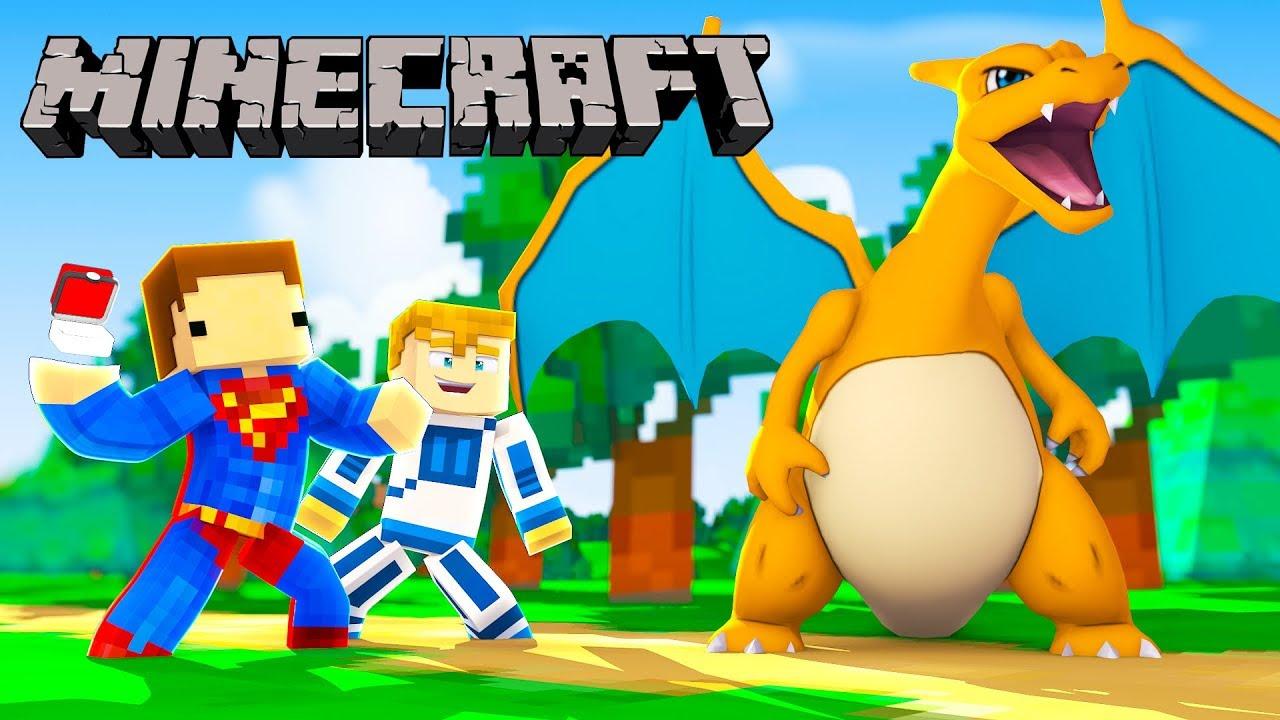 Minecraft Pokemon S2 2 Lapiemy Pokemony Youtube