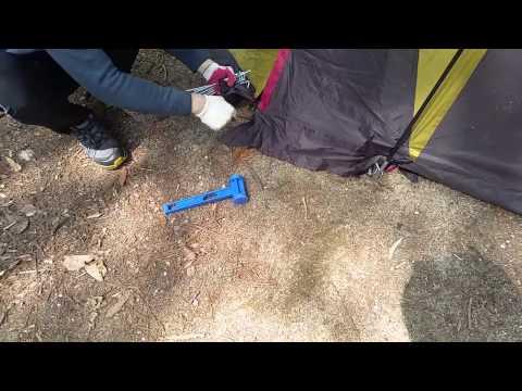 버팔로 5인용 텐트 설치동영상