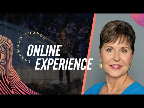 Lakewood Church  | Joyce Meyer | Sunday Service 11am