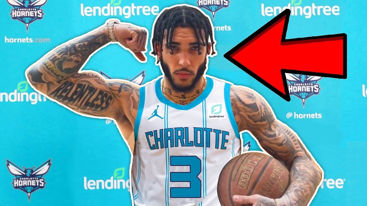 Download LIANGELO BALL OFFICIALLY SIGNS FOR THE CHARLOTTE HORNETS!
