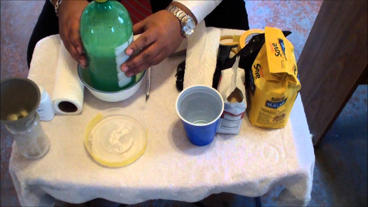 Create a co2 bedbug trap using the missouri method youtube ccuart Choice Image