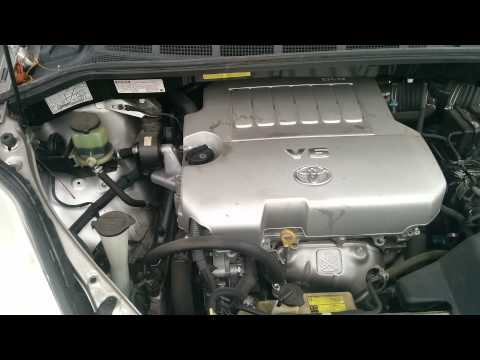 Engine Noise, pully maybe?   Toyota Sienna Forum