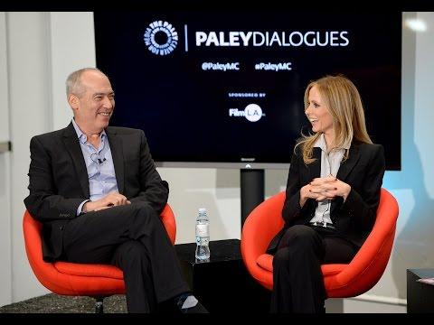 Fox TV CEOs Gary Newman and Dana Walden