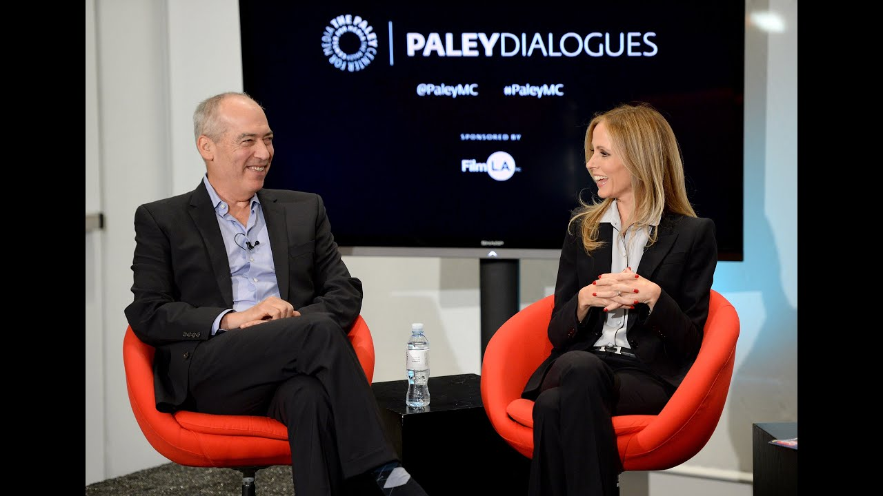 Fox TV CEOs Gary Newman and Dana Walden - YouTube