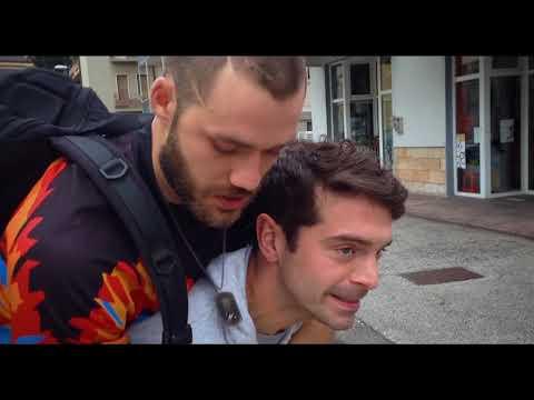 Lorenzo Richelmy è MAX  RIDE Backstage