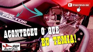 VOU TROCAR O CARBURADOR DA MOTO😥, YBR 2008 OU CG150?