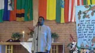 inspirational speaker Reuben kigame