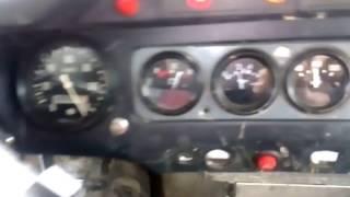 УАЗ-469 на двигателе ЗМЗ 406i динамика разгона