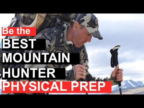 Tip 1 Of 7 Mountain Hunting Physical Preparation