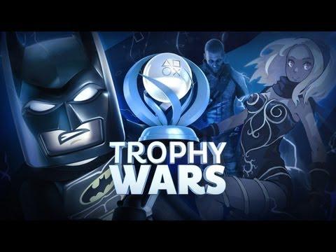 Trophy Wars: LEGO Batman 2, Gravity Rush, Infamous Platinums