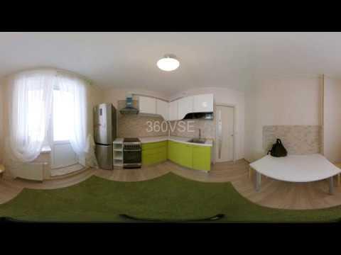 3d ТУР 360 градусов!Сдается 2-комнатная квартира. Адрес: Щербинка, ул. Барышевская роща, д. 12