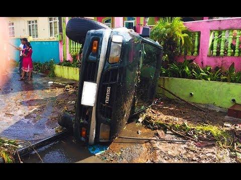 Inondations à Terre Rouge : Les habitants fustigent les autorités