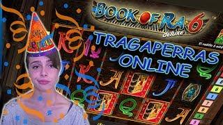 Скачать TRAGAPERRAS ESPAÑOLAS Book Of Ra 6 HAPPY BIRTHDAY