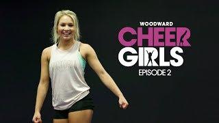 meet kennedy thames ep2 woodward cheer girls season 2