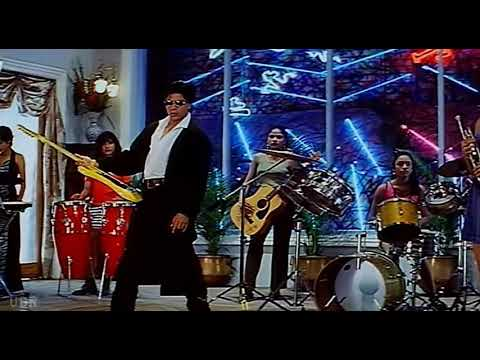 "Saharukh Khan's ""wo Ladki Jo Sabse Alag Hey"" From Badsha Movies"