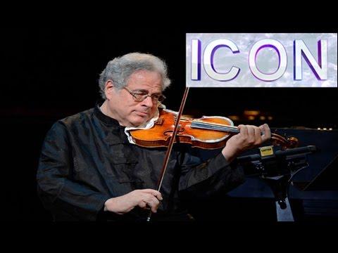 Icon 07/16/2016 Itzhak Perlman, violinist