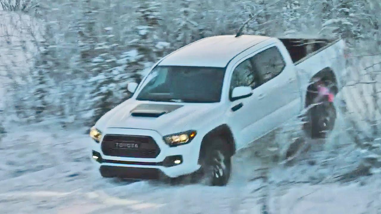 2017 Toyota Tacoma TRD Pro - YouTube