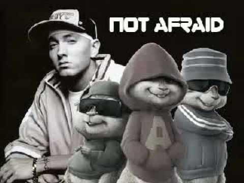 (Chipmunk) Eminem - Not Afraid - YouTube