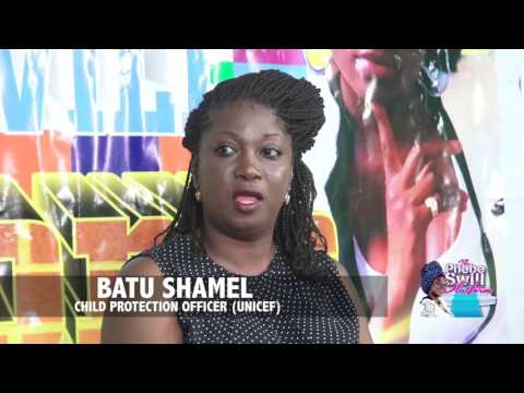 CAUSES OF TEENAGE PREGNANCY IN SIERRA LEONE - THE PHEBE SWILL PLATFORM - EPISODE 4