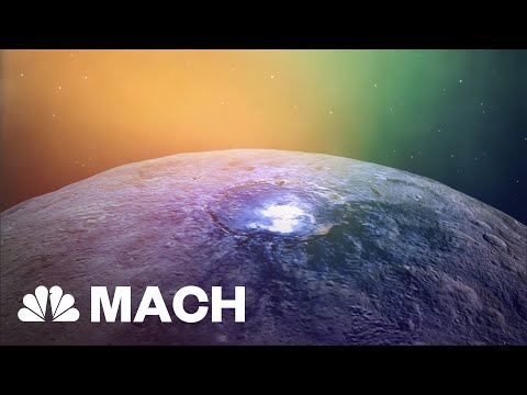 Why The Dwarf Planet Ceres Is So Fascinating | Mach | NBC News