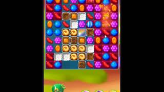 Candy Crush Friends Saga Level 384 - NO BOOSTERS 👩‍👧‍👦 | SKILLGAMING ✔️
