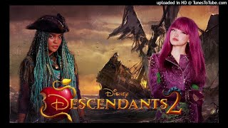 MASHUP | Disney's Descendants 2 cast - My Wicked Name (C013 version) | C013 Huff