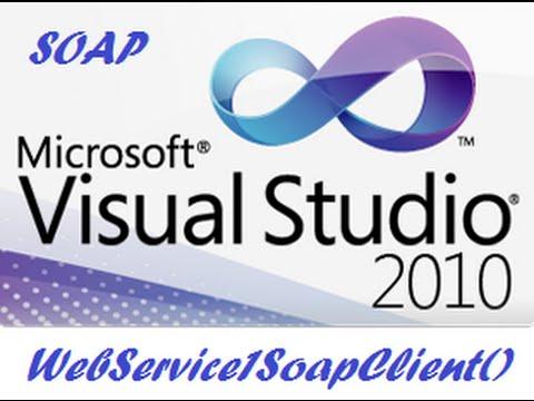 Create web service in visual studio 2010 to retrieve data from SQL Server.