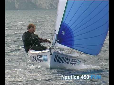 Nautica 450 FUN, Lago di Garda, Italy