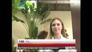 TGRT HABER TV- HAFTASONU ANA HABER-Flower Show Türkiye 2013-01.12.2013