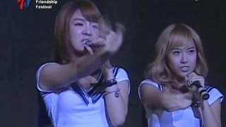 [소녀시대 Classic][20091018] Girls' Generation _少女時代 _ Genie [2009 Vietnam Korea Friendship Festival]