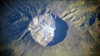 los volcanes mas grandes del mundo